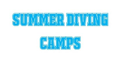 Summer Diving Camps